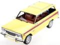 予約品 2022年1月頃 ミニカー TOPMARQUES  レジンモデル  1/43 TOP43019D ジープ グランドワゴニア イエロー 4548565412488
