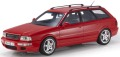 """お取り寄せ予約品 2022年1月頃 ミニカー TOPMARQUES  """"Lucky Step"""" レジンモデル  1/18 TOPLS083B アウディ RS2 レッド 4548565411085"""