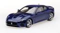 お取り寄せ予約品 12月以降順次 ミニカー TOP SPEED(トップスピード) レジンモデル 1/18 TS0238 マセラティ グラントゥーリズモ MC ブルー 4895183689151
