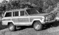 お取り寄せ予約品 11月頃 ミニカー Whitebox(ホワイトボックス) 1/43 WB294 ジープ  ワゴニア メタリックベージュ/メタリックブラウン  1980