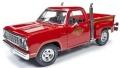 """お取り寄せ予約品 2020年2月~3月頃 ミニカー American Muscle(アメリカンマッスル) ダイキャストモデル 1/18 AMM1194 1978 ダッジ ピックアップ """"L'il Red Express"""" (Hemmings Muscle)レッド 4548565380459"""