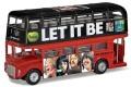 予約品 2021年1月頃 ミニカー CORGI(コーギー) ダイキャストモデル 1/64 CGCC82341 ザビートルズ ロンドンバス 'Let It Be'(レットイットビー) 4548565392940