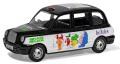 お取り寄せ予約品 2021年1月頃 ミニカー CORGI(コーギー) ダイキャストモデル 1/36 CGCC85931 ザビートルズ ロンドン タクシー 'Ob-La-Di, Ob-La-Da'(オブラディオブラダ) 4548565392902