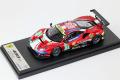 ミニカー Looksmart (ルックスマート) レジンモデル 1/43 LSLM091 フェラーリ 488 GTE EVO No.51 優勝 LMGTE Pro class 24H Le Mans 2019  AF Corse J. Calado - A. Pier Guidi - D. Serra 9580006141491