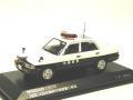 レア品 限定ミニカー  RAI'S 1/43 H7439502 日産クルー 1995 大阪府警察署轄署警ら車両(浪2)