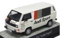 """ミニカー Premium ClassiXXs  1/43 PCS11407 VW T3-a ボックスバン BOX VAN """"Audi Sport""""アウディスポーツ 4548565198191"""