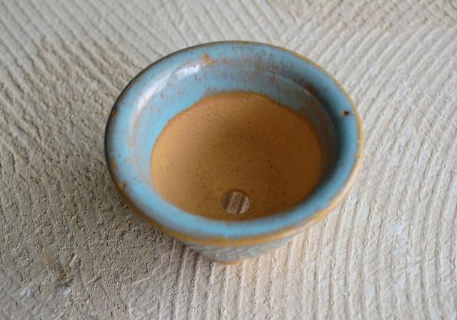 未使用蔵出し 小さな植木鉢