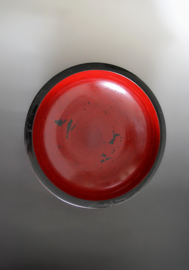 漆捏鉢 アンティーク