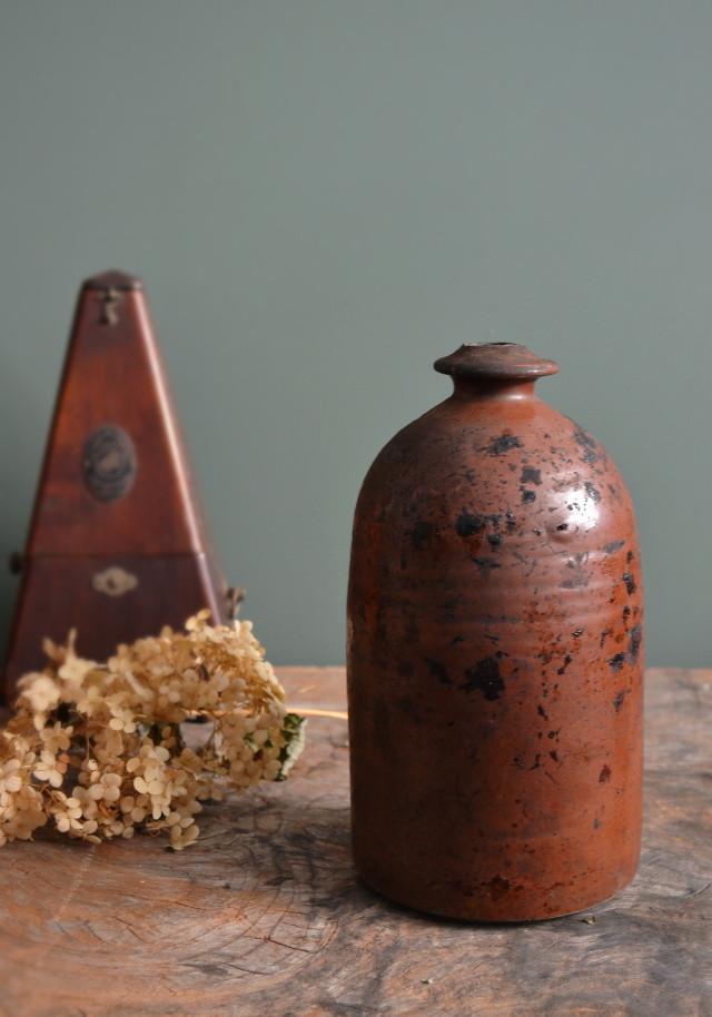 瀬戸油瓶 アンティーク