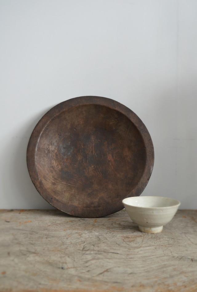 木皿 繭皿 アンティーク古民具