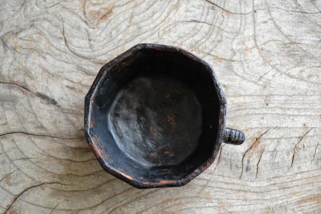 李朝木杯 ぐい飲み 木盃 酒器