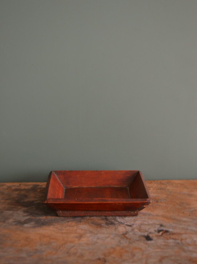 李朝木皿 祭器