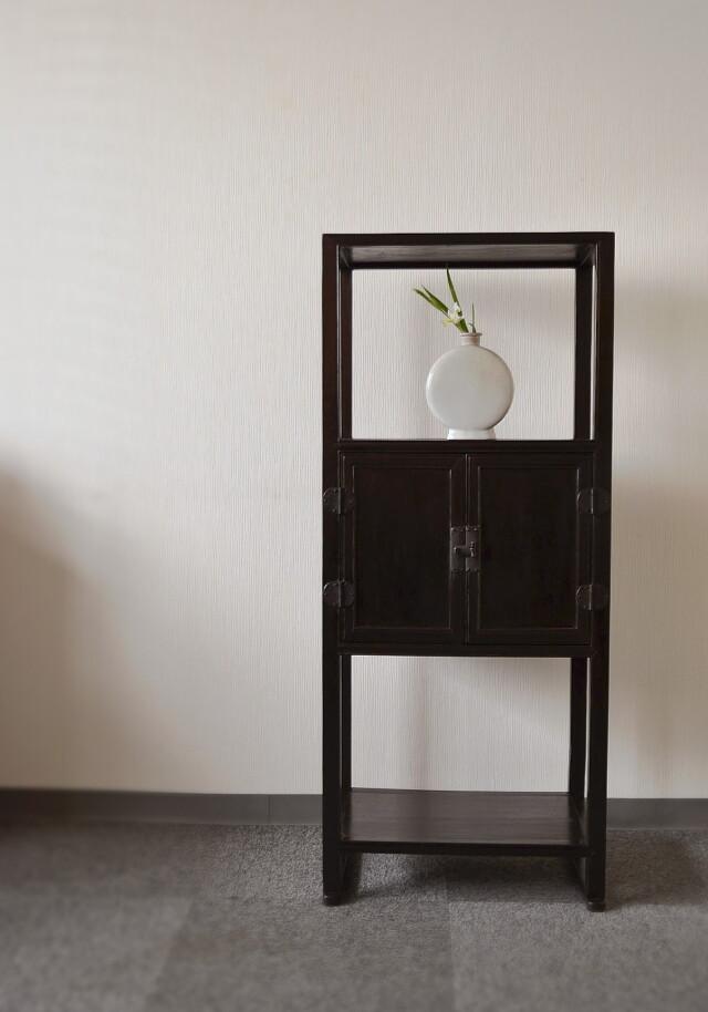 韓国アンティーク家具 李朝卓子 本棚