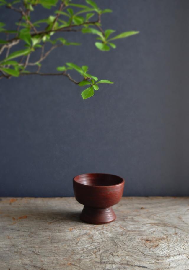 李朝 木盃 祭器  木碗