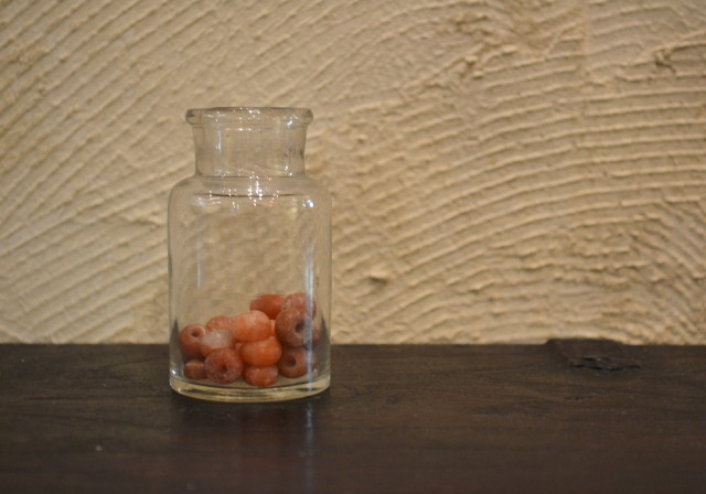 ガラス小瓶