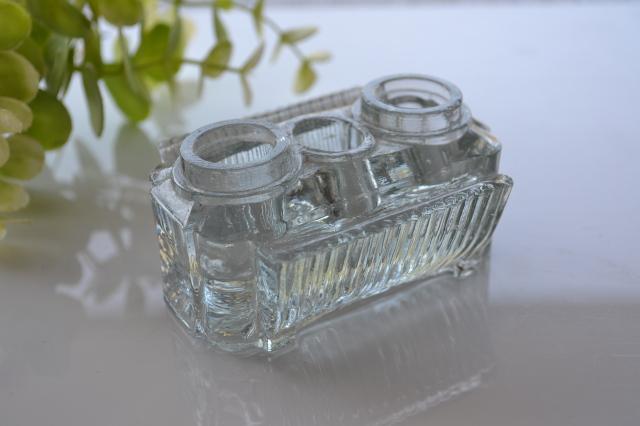 ガラスインク瓶