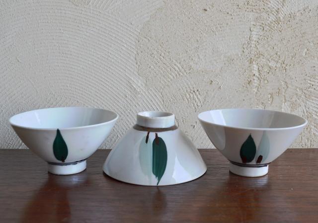 昭和レトロお茶碗