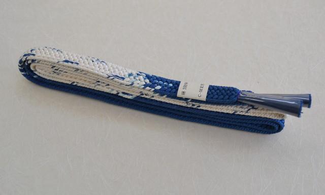 組紐 帯締め 未使用品 ブルー系