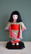 日本人形 市松人形 アンティーク