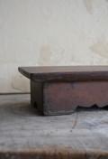李朝木台 祭器