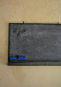 古い小さな黒板 インテリアビンテージ商品 カフェ・子供部屋グッズ