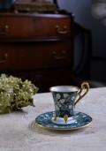 フッチェンロイター ババリア チョコレート カップ&ソーサー