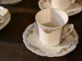 ドイツフッチェンロイターカップ&ソーサー2客セット 洋食器