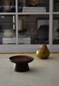 李朝 木台 祭器 高槻 菓子皿
