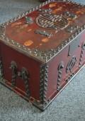 中国アンティーク家具 金庫