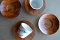 欅茶托 5枚組