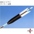 ターキー 元黒 2015シャフト 6本組【D-1533】