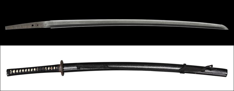 【売約済】商品番号:M-856 刀 陸奥守包保 拵え入り