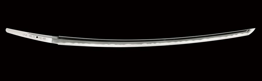 商品番号:N-583 刀 (太刀銘)傘笠正峯作之 平成二二年二月日 人間国宝 保存刀剣鑑定書付き