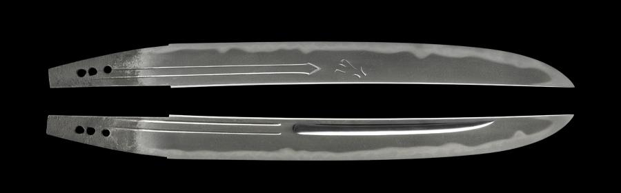 【売約済】商品番号:V-1621 短刀 無銘(金重) 第五十一回重要刀剣指定品
