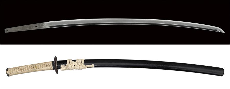 【売約済】商品番号:V-1865 刀 了戒(無銘) 第六十四回重要刀剣指定品 拵え付き