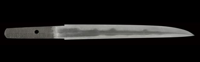 【売約済】商品番号:M-071 短刀 備前国住長船幸光 特別保存刀剣鑑定書付き