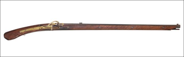 商品番号:M-748 火縄銃 井上関右衛□□