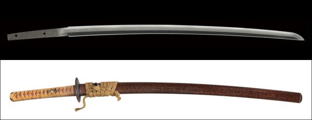 商品番号:M-761 刀 兼元 拵え付き