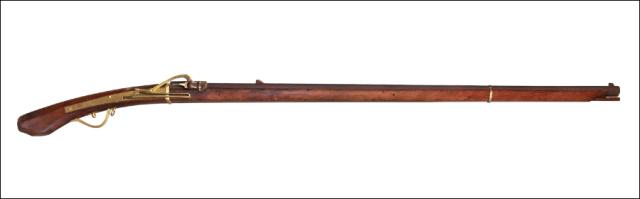 商品番号:M-864 火縄銃 無銘