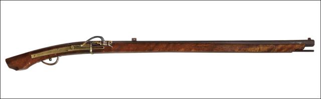 商品番号:N-490 火縄銃 噁鍛冶七郎兵衛作