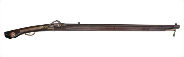 商品番号:N-420 火縄銃 永重作