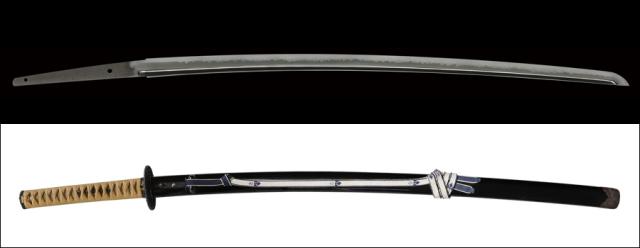 【売約済】商品番号:V-1664 刀 和泉守藤原国貞 拵え付き