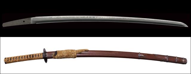 商品番号:V-1744 刀 兼定(之定) 特別保存刀剣鑑定書付き 拵え付き 探山先生鞘書き有り