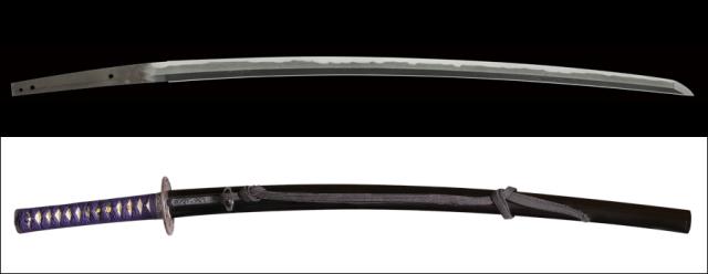 商品番号:V-1775 刀 備前三郎国宗(無銘) 第五十二回重要刀剣指定品 拵え付き(特別保存鑑定付き)