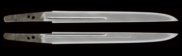 【売約済】商品番号:V-1848 短刀 来国光 第六十一回重要刀剣指定品 探山先生鞘書き有り