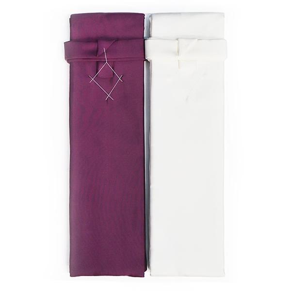 白鞘袋(正絹) 短刀用/脇差し用/刀用