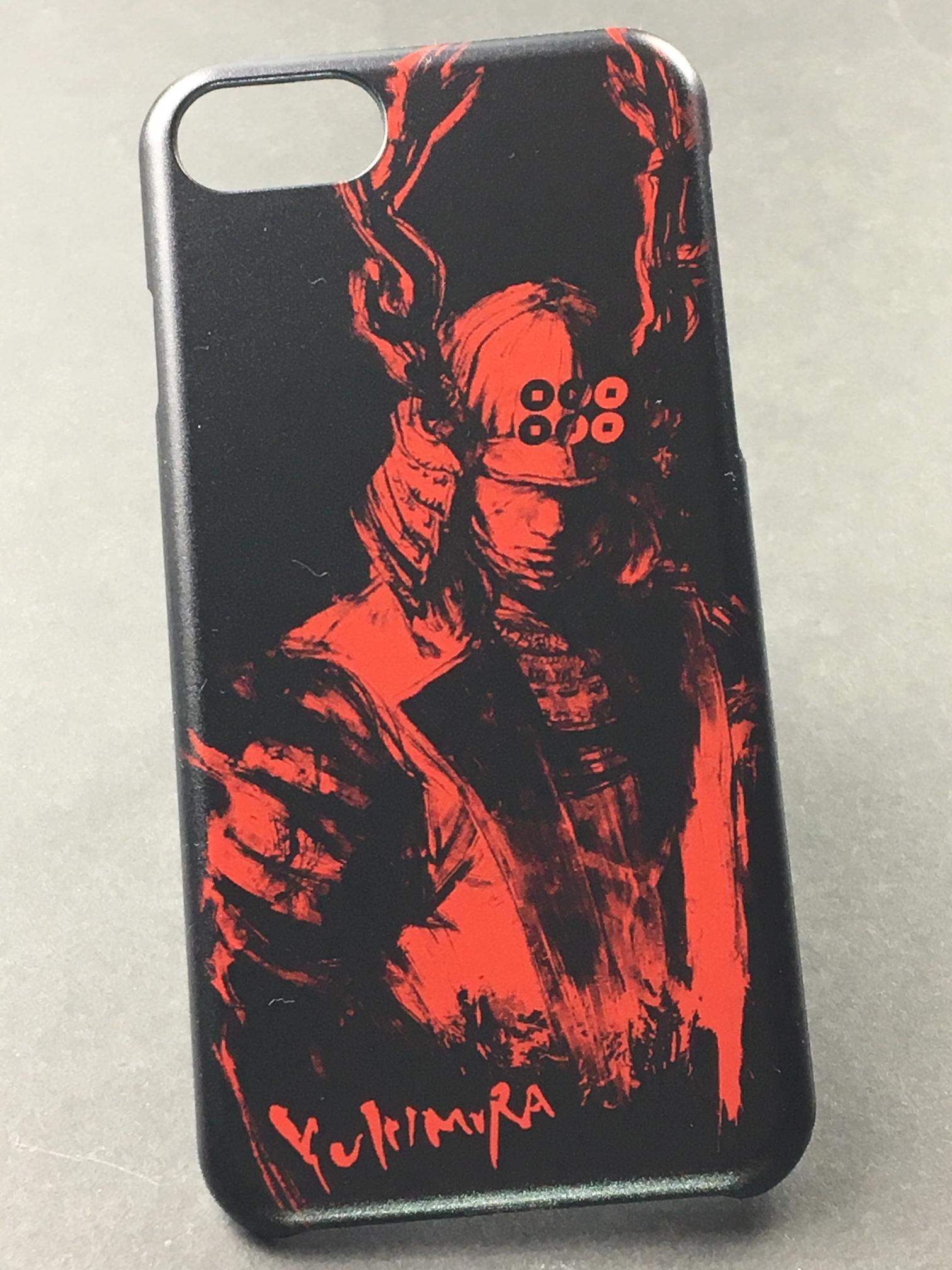 真田幸村iPhoneケース(iPhone8/7s/7/6s/6対応)