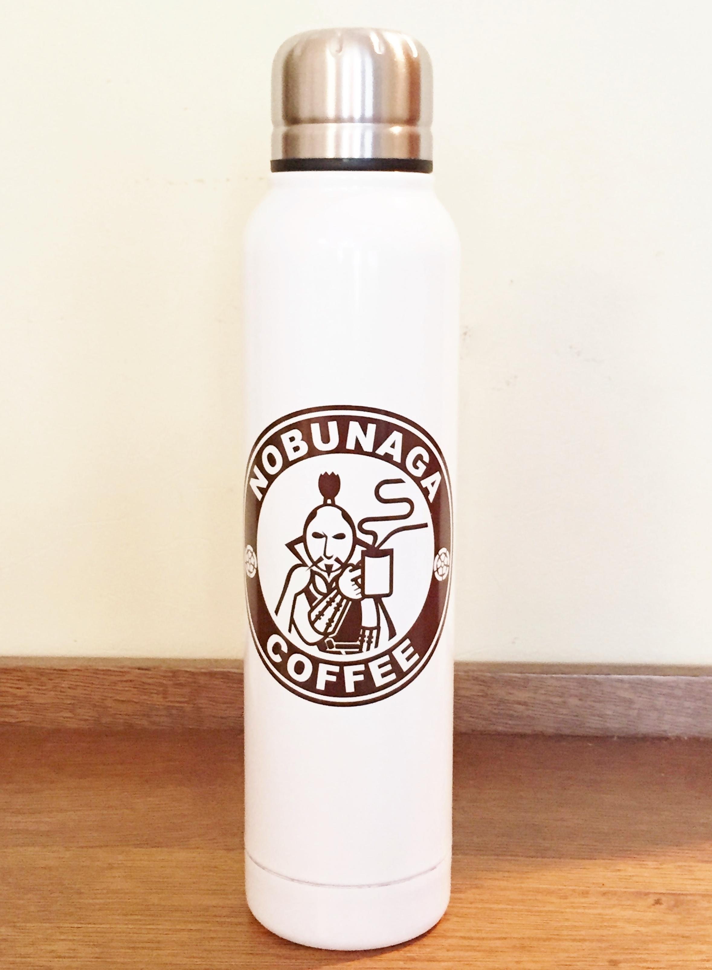 信長コーヒーステンレスボトル