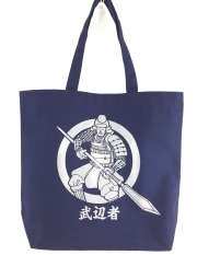 武辺者キャンバストートバッグ 後藤又兵衛モデル