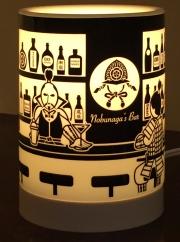 織田信長 Nobunaga`s Barデザインランプ